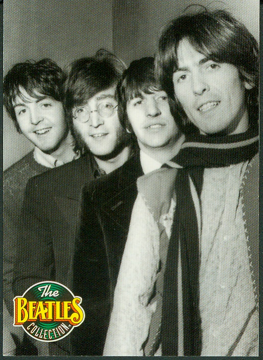 Beatles at the time of Lady Madonna